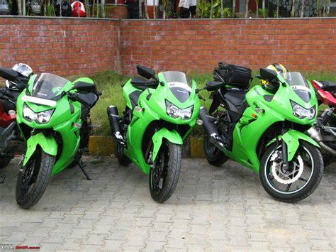 My First Sportsbike. 52,000 Kms