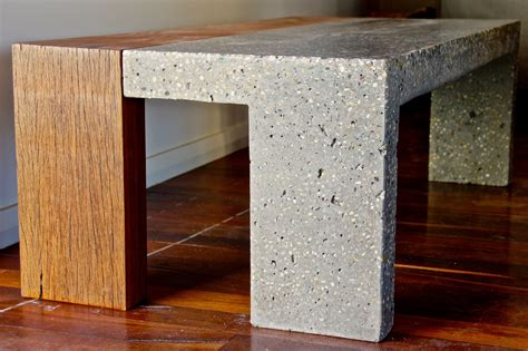 polished concrete benchtops  furniture adelaide
