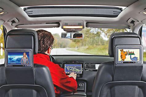 im auto fernsehen im auto so funktioniert s bilder autobild de