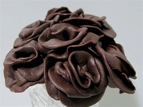 chocolate roses chocolate chocolate ganache and chocolate clay recipe peanut tree nuts dairy and soy free