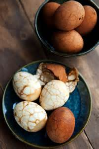 Tea Eggs Chinese Recipe