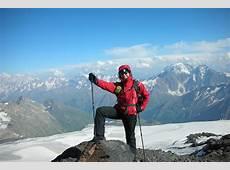 Climbing the World's Seven Summits Hong Kong WSJ