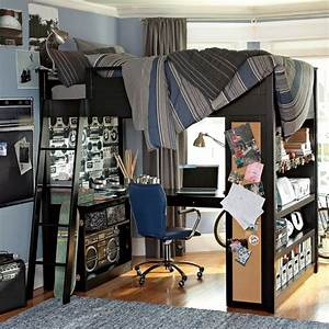 MY DREAM HOUSE: Boys' Room Designs: Interior Design Ideas