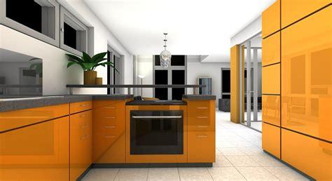 cuisine orange et grise cuisine grise et orange 28 images cuisine mod 232 le