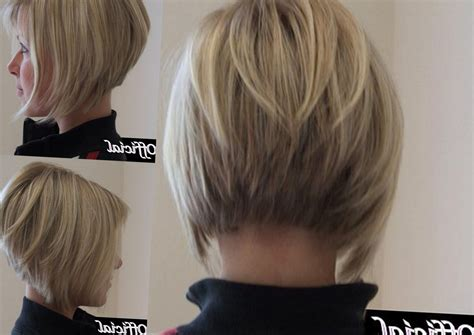 coiffure carre plongeant image