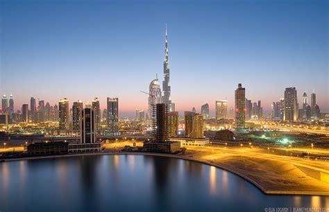 Glass Castles The Increadible Dubai Skyline