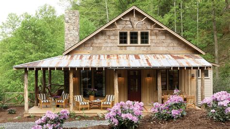 House Plans With Porches-southern Living