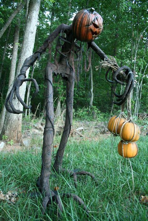 ideas  halloween decorations yard   easy tips