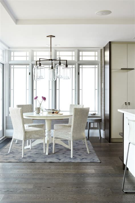 Elegant Wide Plank Flooring technique Toronto Contemporary