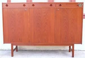 Meuble Scandinave Vintage : meuble enfilade scandinave en teck vintage 1960 ameublement paris offre 75001 paris 380 ~ Teatrodelosmanantiales.com Idées de Décoration