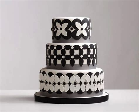 beautiful vintage  inspired cakes white cakes cake