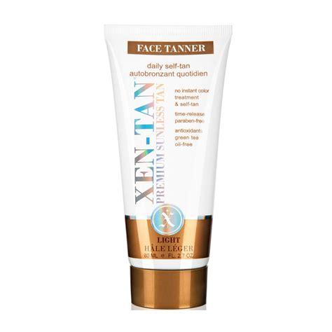 face tanning l xen tan face tanner 80ml feelunique com