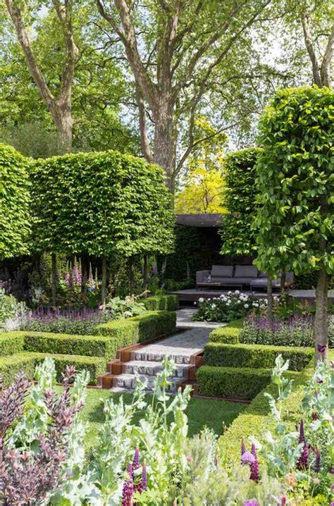 Garden Tour A Small Urban Garden Design With A Hidden