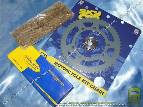 kit chains sarkany 420 13x53 mbk x limit and yamaha dtr50 2003 to 2004 www rrd preparation