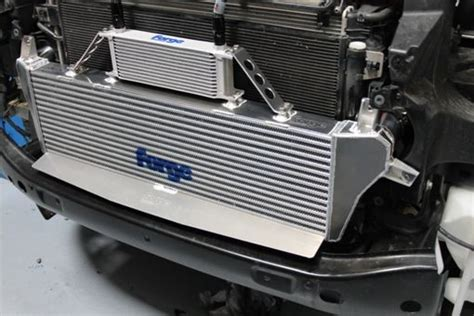 forge intercooler  vw  tdi twin turbo frr