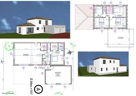 construction maisons vertes du var création des plans de