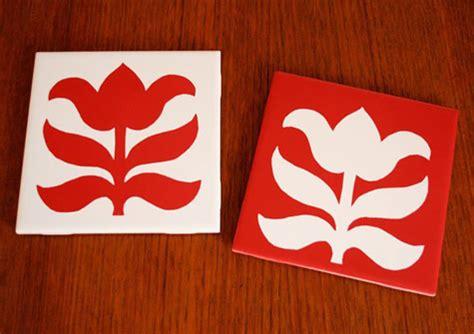 como fazer artesanato stencil