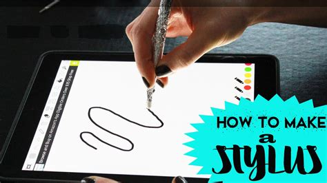 How To by How To Make An Stylus Pen Easy Tutorial