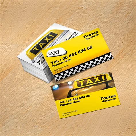 modele carte de visite taxi carte de visite taxi vtc chauffeur priv 233 mod 232 le