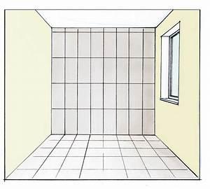 Kleine Räume Optisch Vergrößern Boden : raumproportionen mit fliesen im richtigen format verbessern ~ Indierocktalk.com Haus und Dekorationen
