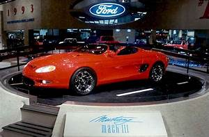 1993 Ford mustang mach iii