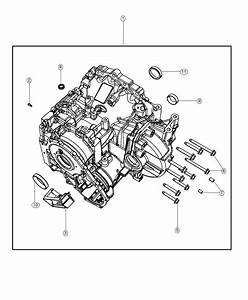 Dodge Journey Case  Transaxle