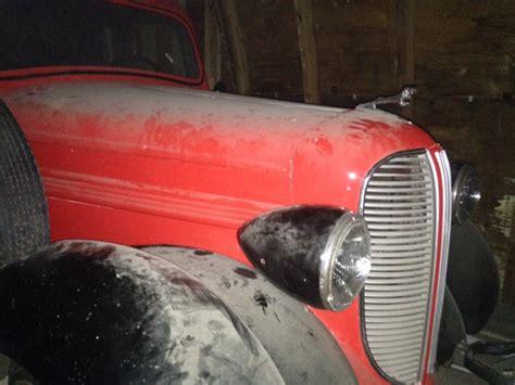 1938 Dodge Pickup VIN Number