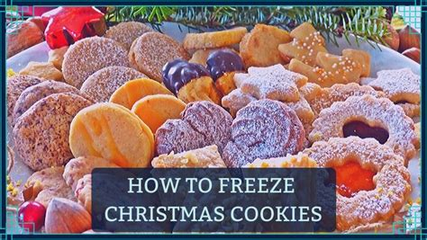 Submit a new christmas cookie recipe or review one you've made. How to Freeze Holiday Cookies - Fools and Fairies