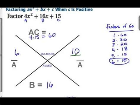 Factoring Using The X Method Part 1  Youtube. How Many Women Die From Abortion. Removing Paint Overspray Lasik Ft Lauderdale. Growing Your Business Online. Taft College Online Classes Late Tax Payment. Sacramento Trade Schools Identity Theft Plans. Personal Asset Management 5th Wheel Insurance. Credit Card Processing Smartphone. Gantt Chart Software Mac Gre Prep Online Free