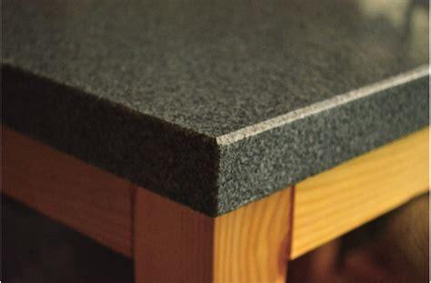 plan de travail cuisine en béton ciré plan de travail granit gris tendance sous vasques prêt à l