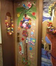 Carnival dream cruise ship door decorations birthday