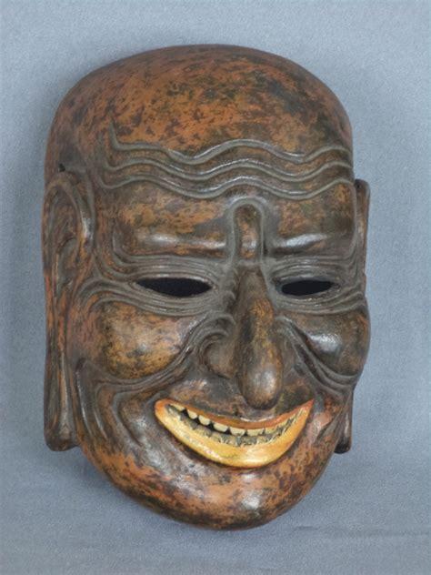 custom order gigaku mask repair