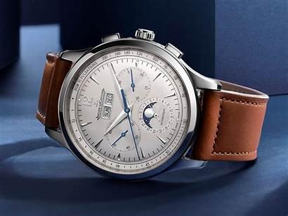 Jaeger Lecoultre Master Control Watches Chronograph Calendar