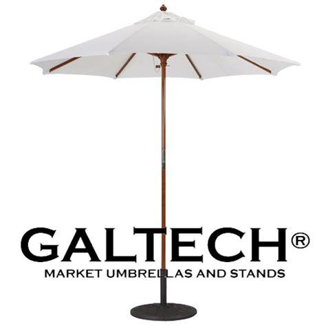 galtech patio umbrellas galtech market umbrellas