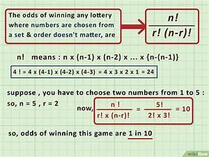 Odds Berechnen : gewinnchancen beim lotto berechnen wikihow ~ Themetempest.com Abrechnung