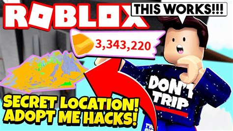 Don't wait any longer and get the rewards you deserve as soon as possible. *SECRET LOCATION* NEW Adopt Me HACKS Glitch! NEW Adopt Me ...