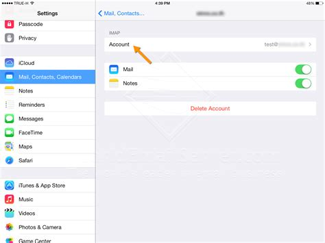 how to change email on iphone maildee world email server hosting ios how to