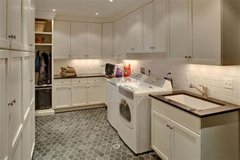 tile flooring ideas for laundry room hatra hex laundry room floor traditional laundry room