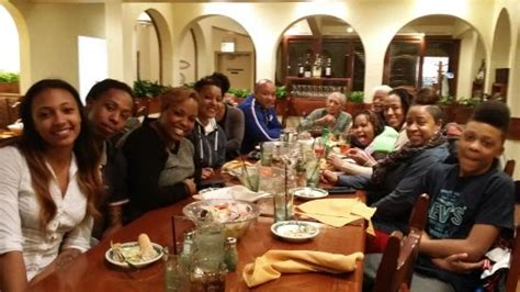 olive garden lansing il 63rd birthday celebrations at olive garden picture of