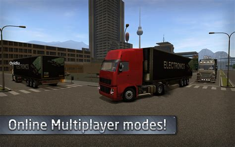 Euro Truck Driver (simulator)  Android Apps On Google Play