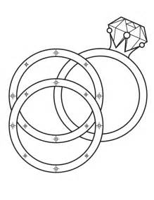 wedding coloring book wedding rings free printable coloring pages