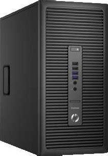 HP ProDesk 600 G2 Microtower Desktop PC ( Intel Core i5