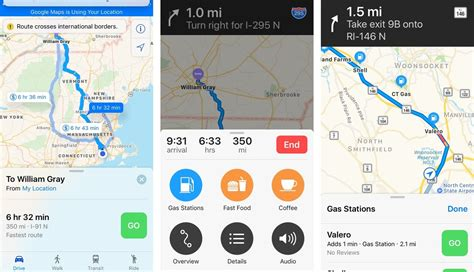 maps view iphone what s new in the maps app for ios 10 imore