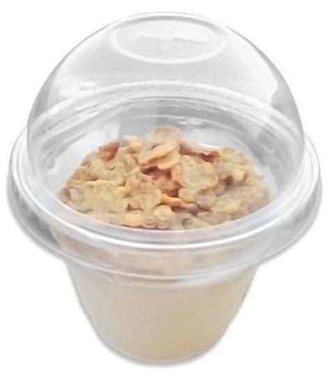 Costo Bicchieri Di Plastica by Bicchiere Coppetta Da Dessert Da Asporto In Bio Plastica