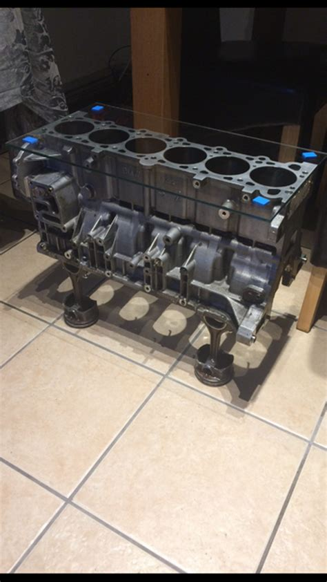 Ever Wanted That Engine Coffee Table On Top Gear This Year