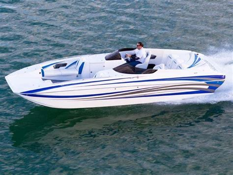Nordic Power Boats by Research 2015 Nordic Power Boats 26 Deck Boat On