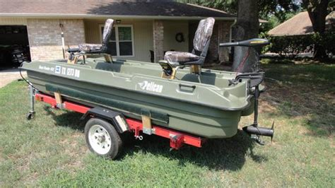 10 Ft Pelican Boat by Pelican 10 Ft Bass Boat For Sale