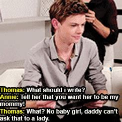 Thomas Brodie Sangster Imagines Google Sogning The
