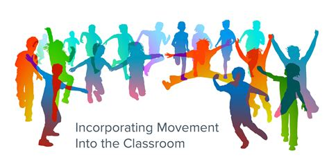 Incorporating Movement Into the Classroom
