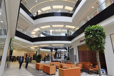 basic collection arad atrium mall design interior